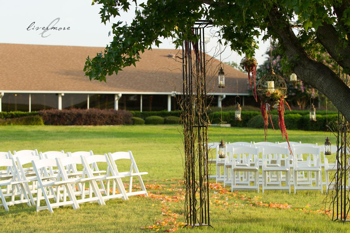 Idyllic wedding venues outdoor wedding venues dallas for Outdoor wedding ceremony locations