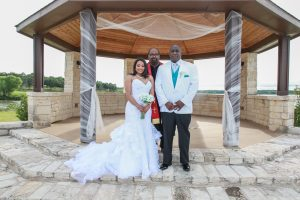 dallas outdoor weddings