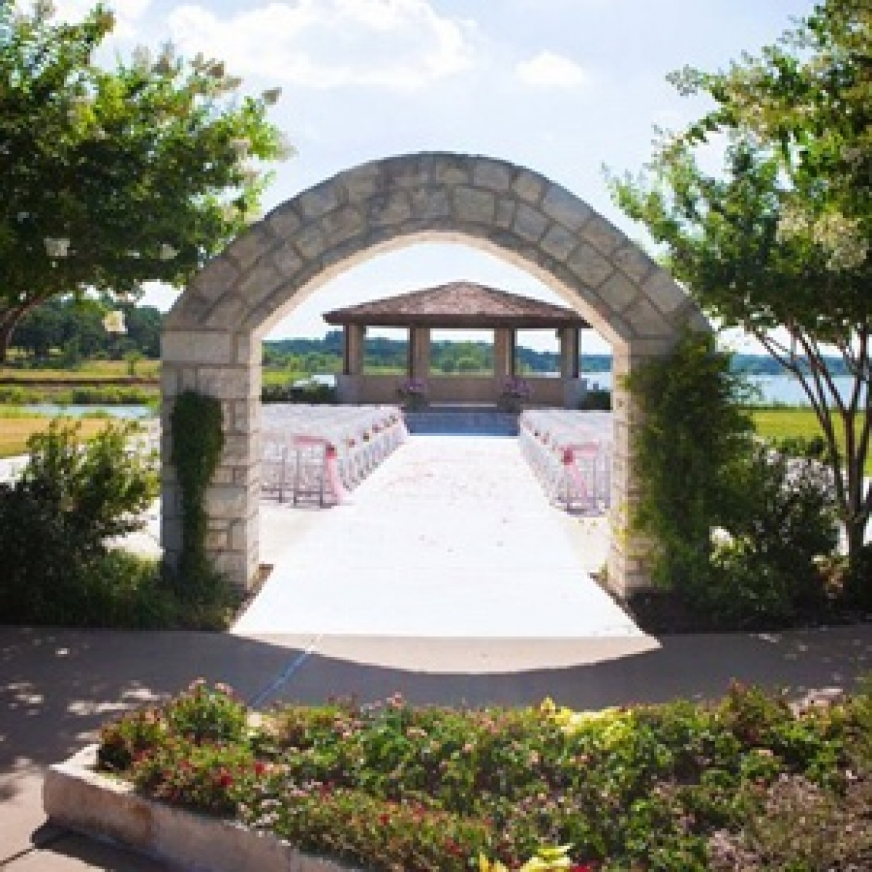 Paradise Cove Grapevine Southlake Dallas Fort Worth Weddings